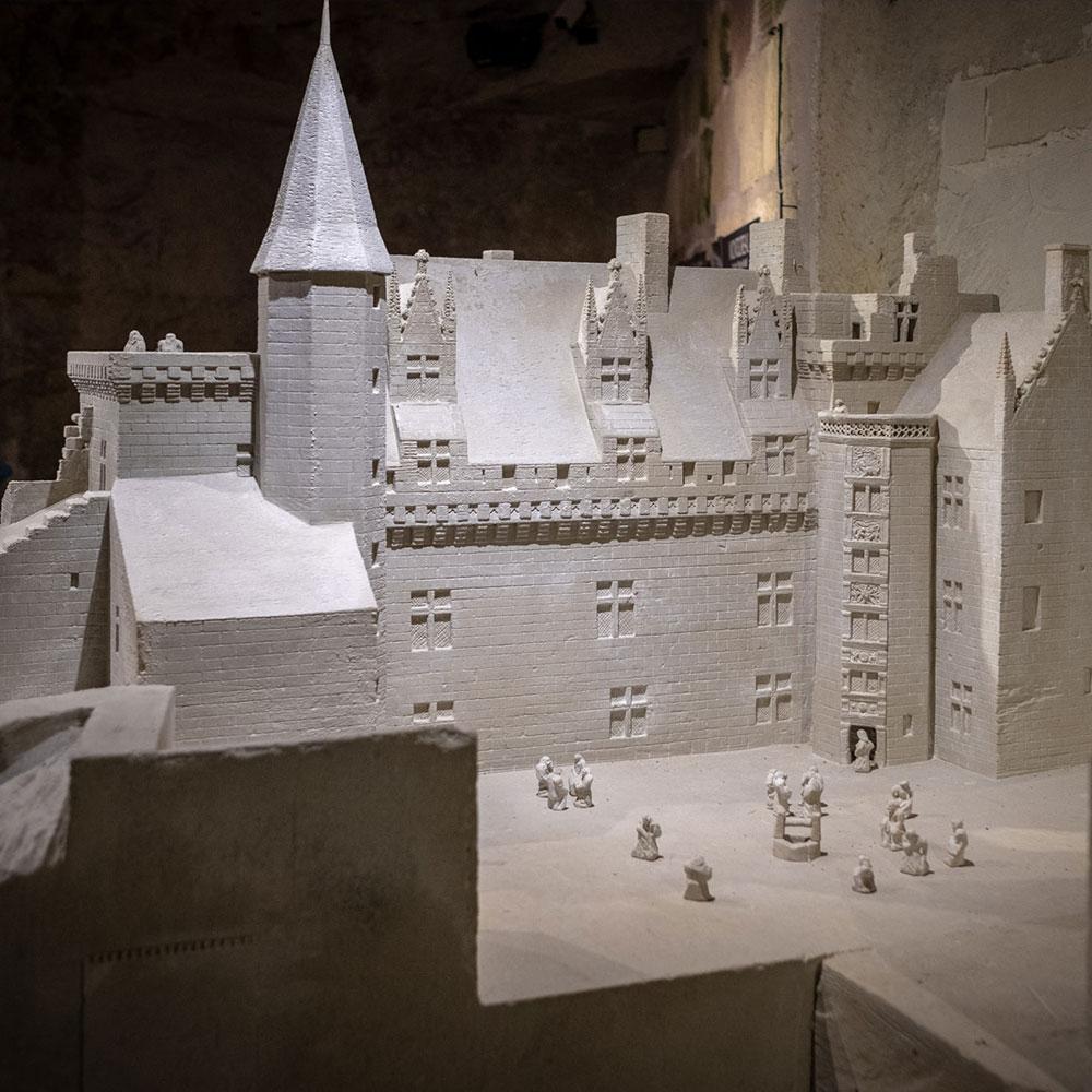 Schloss Montsoreau