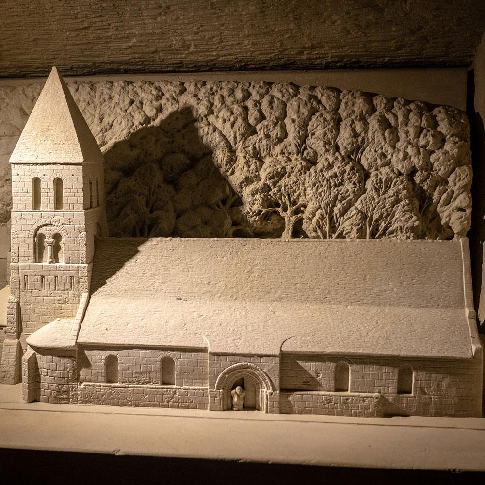 Kirche von Chênehutte