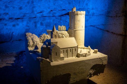 Kapelle und Turm von Trier