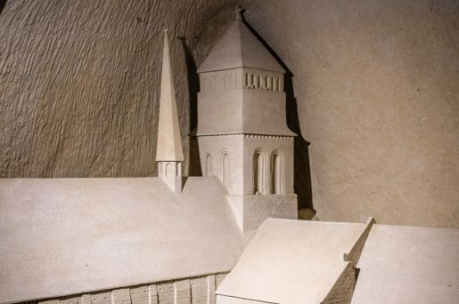 Kreuzgang der Abtei von Fontevraud