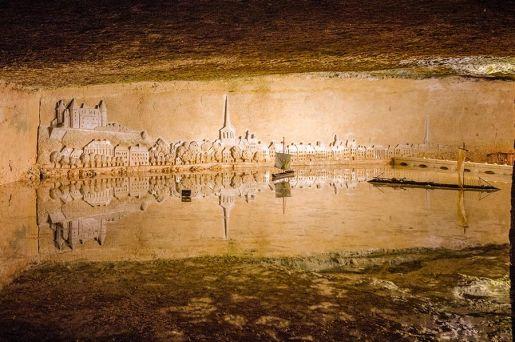 Panorama der Stadt Saumur