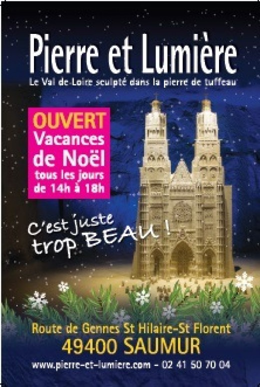 Opening during the Christmas holidays from December 21
