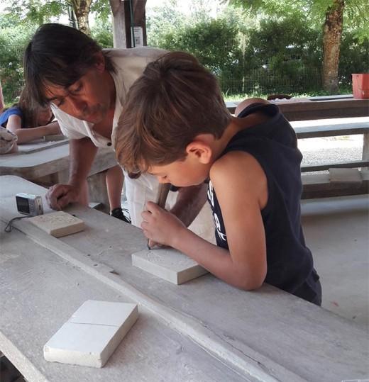 Workshops für Familien